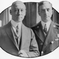 portrait of W. Freeland Kendrick and Smedley Darlington Butler